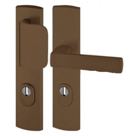 Klamko-Pochwyt APOLLO FLEX PREMIUM AXA z zabezpieczeniem klasa 3 do drzwi zewnętrznych