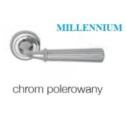 Klamka MILLENNIUM chrom polerowany