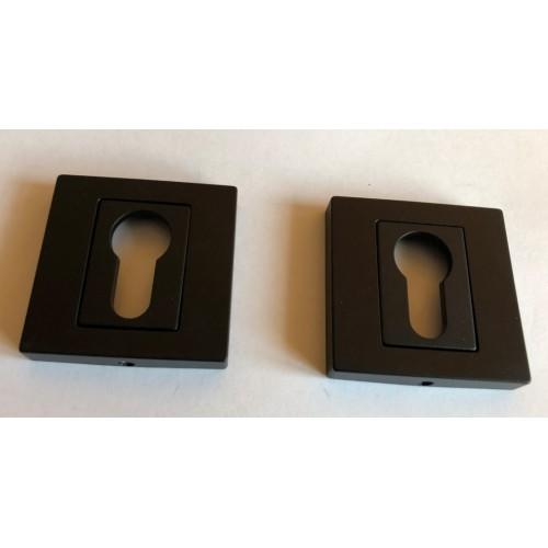 Rozeta T-003-121.P61 czarna na wkładkę NOMET