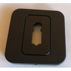 Rozeta T-002-120.P61 czarna na klucz NOMET