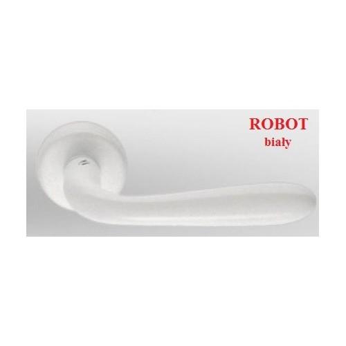 Klamka ROBOT Colombo biały