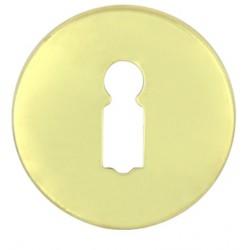 Rozeta 6060 szyld okrągły BB na klucz