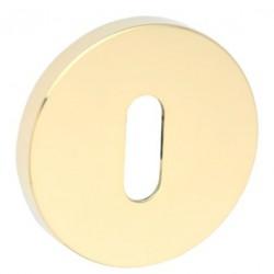 Rozeta R68F złota na klucz VDS