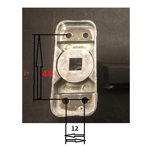 Klamka Sofi do aluminium i PCV