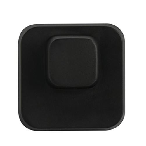 Blokada WC T-004-127.P61 czarny głęboki mat NOMET