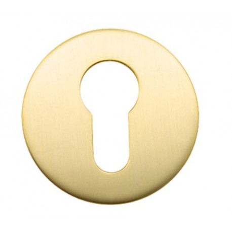 Rozeta T-003-126.G77 złoty mat na wkładkę NOMET