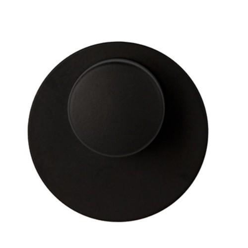 Blokada WC T-004-126.P61 czarny głęboki mat NOMET