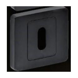 Rozeta kwadrat czarna na klucz VDS