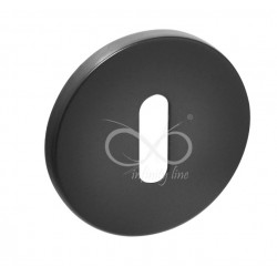 Rozeta okrągła RCC S B01 klucz czarna
