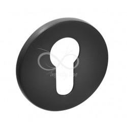Rozeta okrągła RCC S B02 wkładka czarna