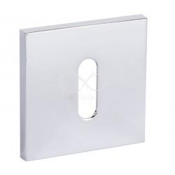 Rozeta kwadrat RYQ S M701 klucz chrom mat