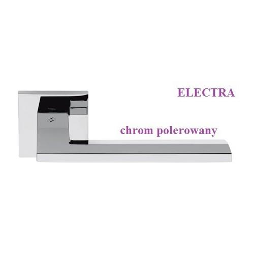 Klamka ELECTRA Colombo chrom polerowany