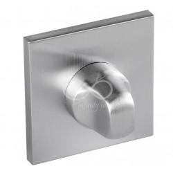 Blokada WC kwadrat RYQ S M703 chrom mat