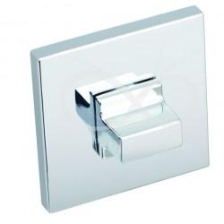 Blokada WC RFQ 703 FIT chrom kwadrat