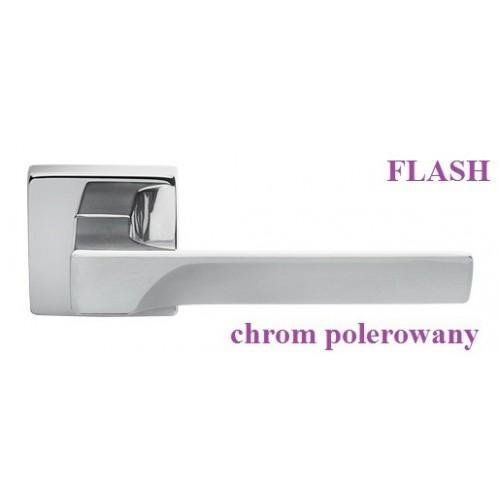 Klamka FLASH Manital chrom polerowany