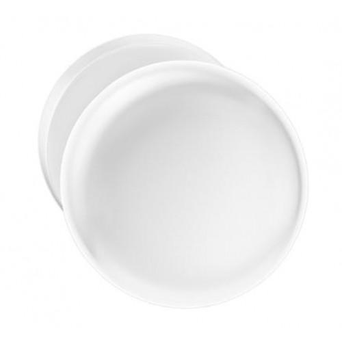 Gałka ORBIS okrągła biała