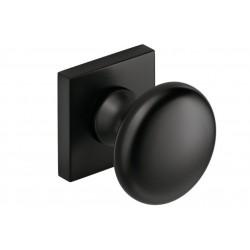 Gałka ORBIS kwadrat czarny