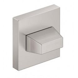 Blokada WC kwadrat nikiel szczotkowany