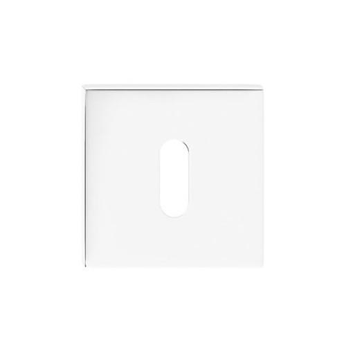 Rozeta kwadrat SLIM na klucz chrom