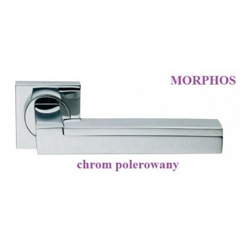 Klamka MORPHOS Manital chrom polerowany