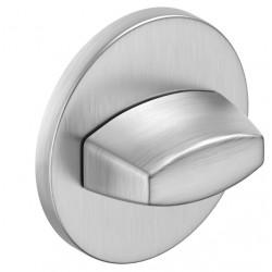 Blokada WC okrągła SLIM chrom szczotkowany