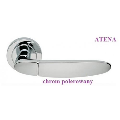 Klamka ATENA Manital chrom polerowany