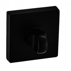 Blokada WC kwadratowa RGQ B03 czarna