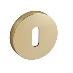 Rozeta T-002-126.G77A złoty mat na klucz NOMET